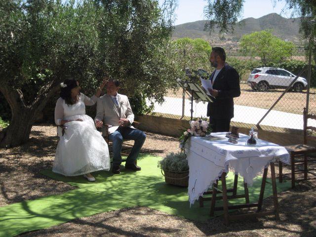 La boda de Jorge  y Blanca  en Las Palas, Murcia 3