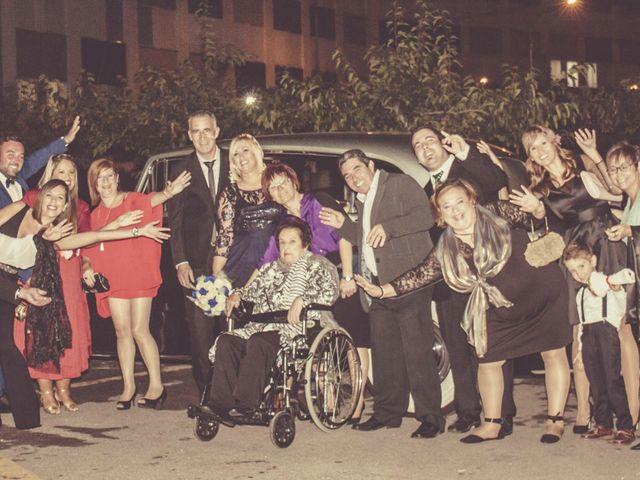 La boda de Victor y Alicia en Valencia, Valencia 34
