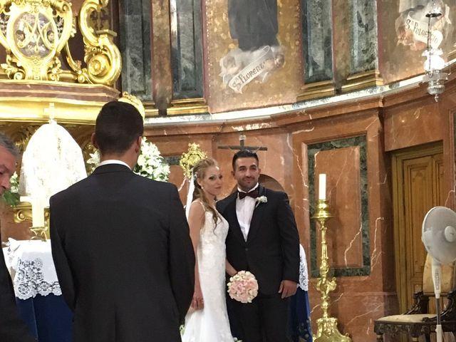 La boda de Jerónimo y María Isabel en Cartagena, Murcia 3
