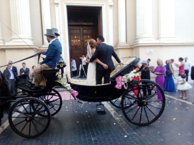 La boda de Jerónimo y María Isabel en Cartagena, Murcia 7