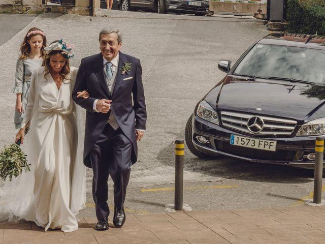 La boda de Jon y Raquel en Gordexola, Vizcaya 27