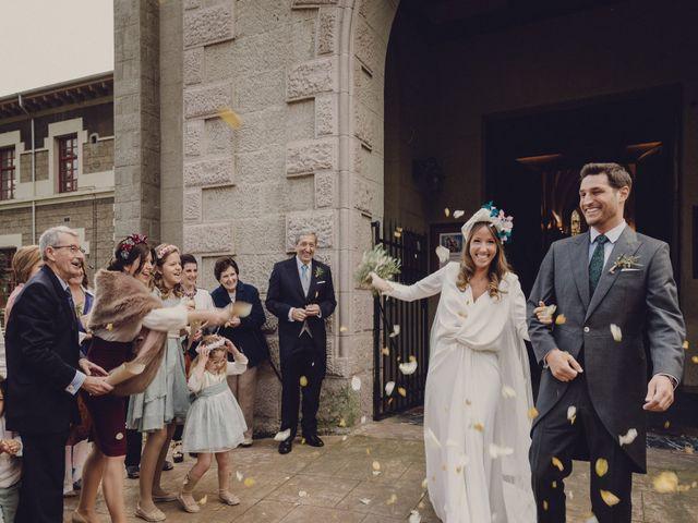 La boda de Jon y Raquel en Gordexola, Vizcaya 34