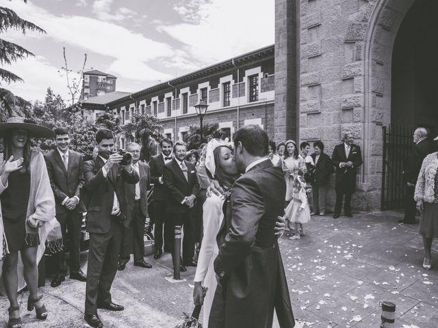 La boda de Jon y Raquel en Gordexola, Vizcaya 35