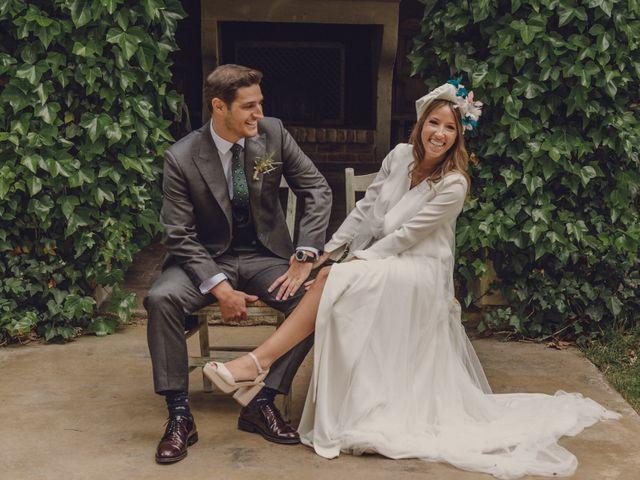La boda de Jon y Raquel en Gordexola, Vizcaya 38