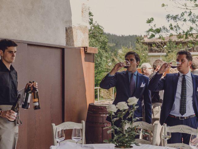 La boda de Jon y Raquel en Gordexola, Vizcaya 50