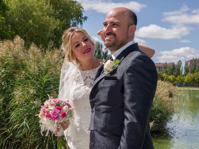 La boda de Esther y Héctor