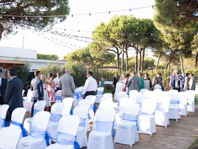 La boda de Rubén y María en El Rompido, Huelva 4