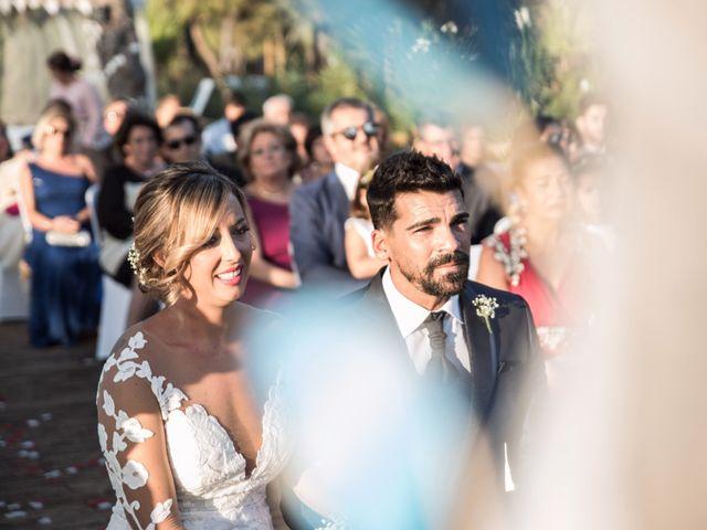 La boda de Rubén y María en El Rompido, Huelva 9