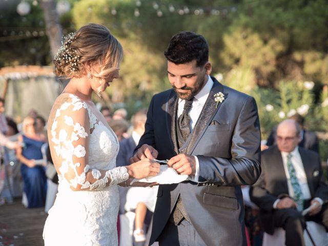 La boda de Rubén y María en El Rompido, Huelva 10
