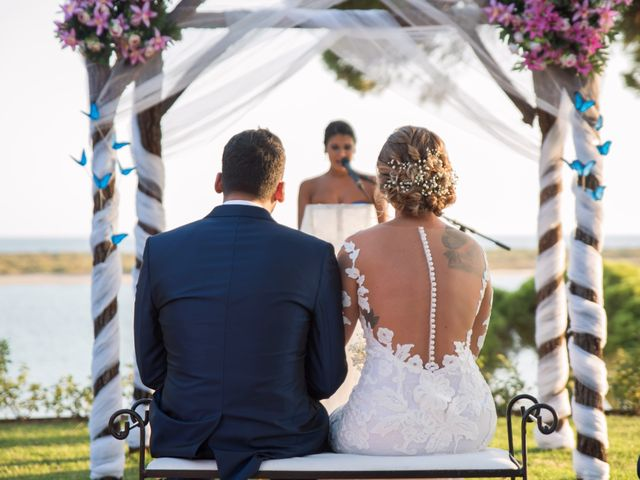 La boda de Rubén y María en El Rompido, Huelva 11