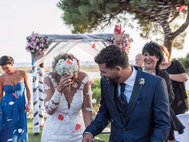 La boda de Rubén y María en El Rompido, Huelva 14