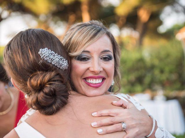 La boda de Rubén y María en El Rompido, Huelva 15