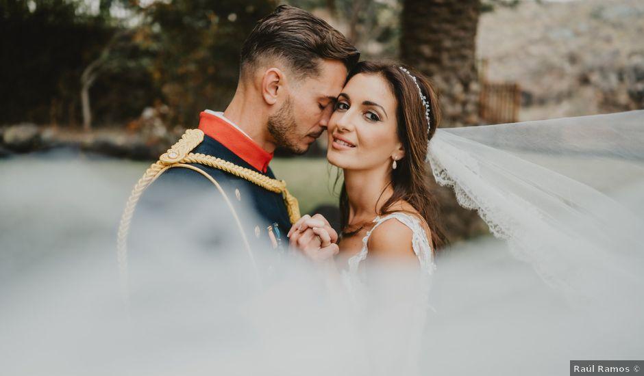 La boda de Néstor y Ana Laura en Galdar, Las Palmas