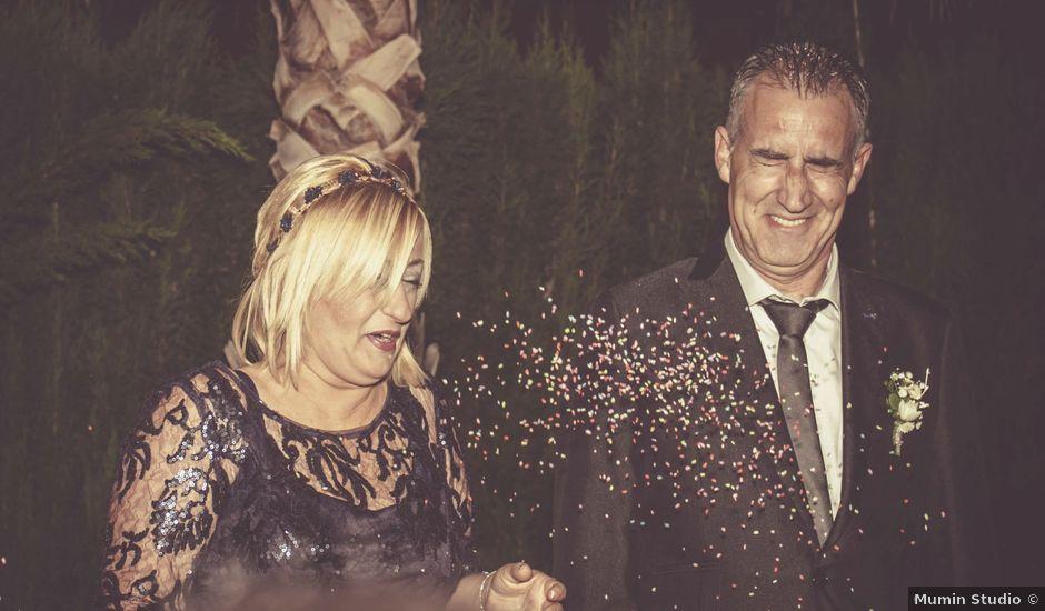 La boda de Victor y Alicia en Valencia, Valencia