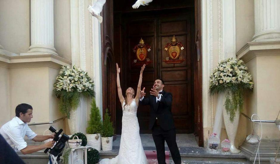 La boda de Jerónimo y María Isabel en Cartagena, Murcia