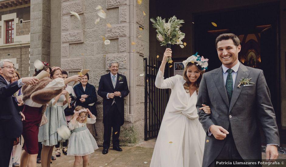 La boda de Jon y Raquel en Gordexola, Vizcaya