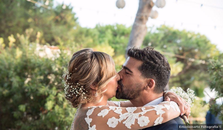 La boda de Rubén y María en El Rompido, Huelva
