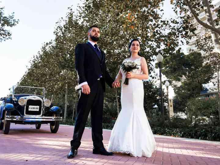 La boda de Lucia y Ciprian