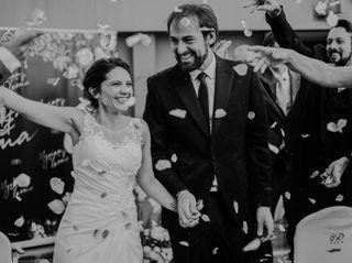 La boda de Myriam y Txema 1