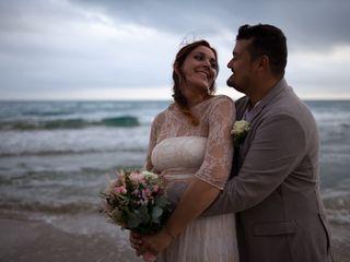 La boda de Bea y Matheus