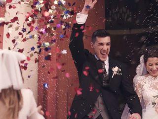 La boda de Estefania y Jorge