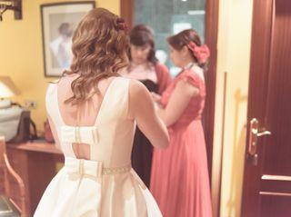 La boda de Victoria y José 1