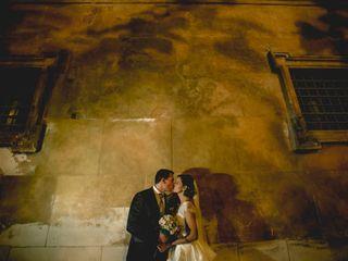 La boda de Rubén y Laura