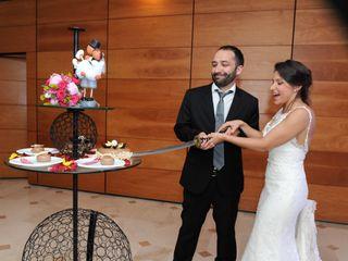 La boda de Edu y Rocio