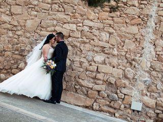 La boda de Sara y Eric