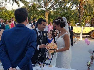 La boda de Raquel  y Antonio María
