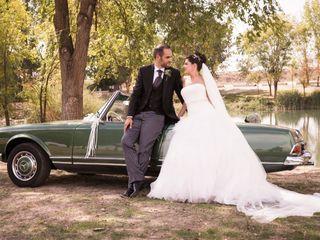 La boda de Estefanía y Luis Miguel