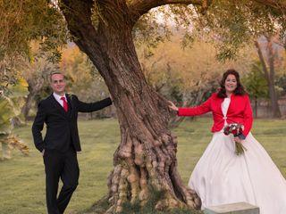 La boda de Caralina y Salvador
