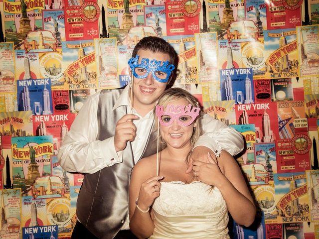 La boda de Javi y Vane