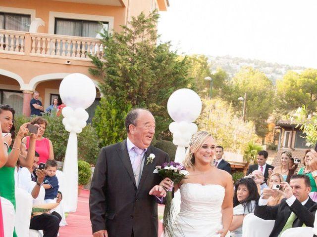 La boda de Vane y Javi en Port d'Andratx, Islas Baleares 28