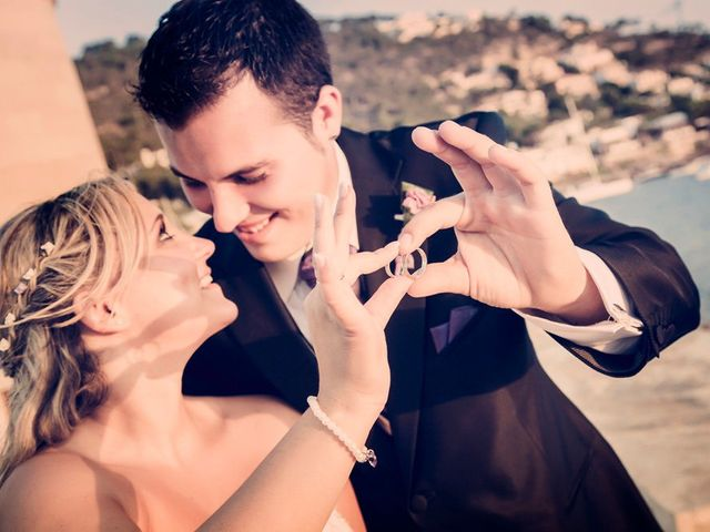 La boda de Vane y Javi en Port d'Andratx, Islas Baleares 36