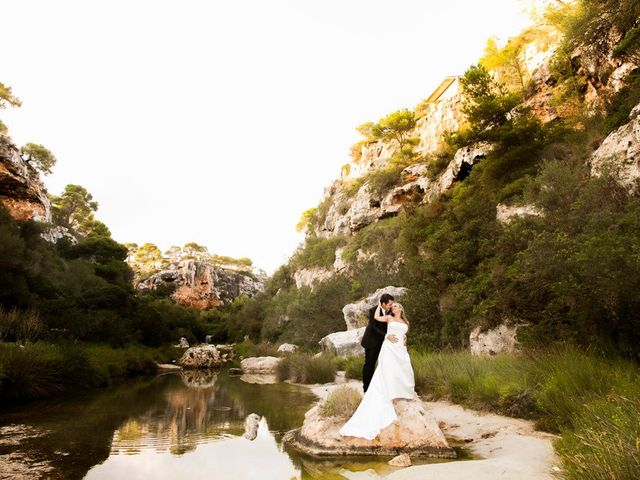 La boda de Vane y Javi en Port d'Andratx, Islas Baleares 49
