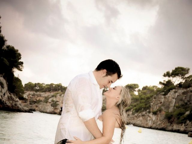 La boda de Vane y Javi en Port d'Andratx, Islas Baleares 2