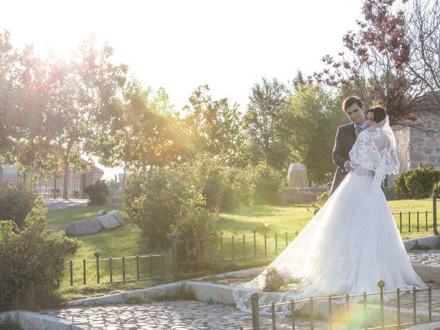 La boda de Jose y Tammy en Ávila, Ávila 11