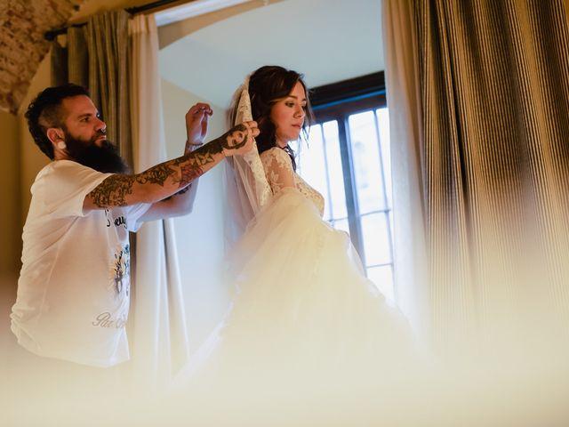 La boda de Pepe y Montse en Cáceres, Cáceres 17