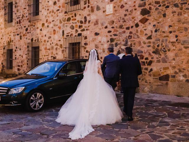 La boda de Pepe y Montse en Cáceres, Cáceres 29