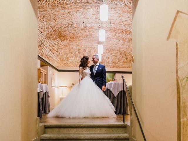 La boda de Pepe y Montse en Cáceres, Cáceres 34