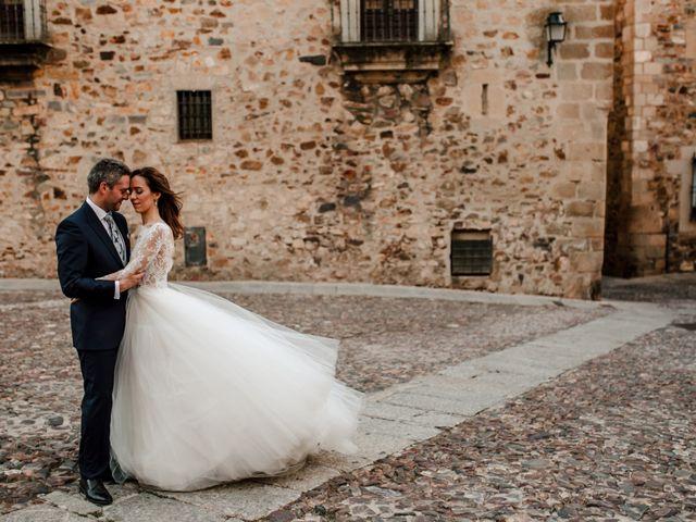La boda de Pepe y Montse en Cáceres, Cáceres 59