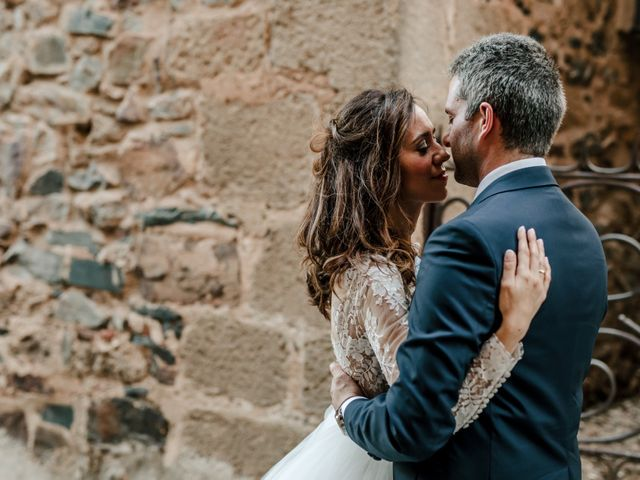 La boda de Pepe y Montse en Cáceres, Cáceres 61