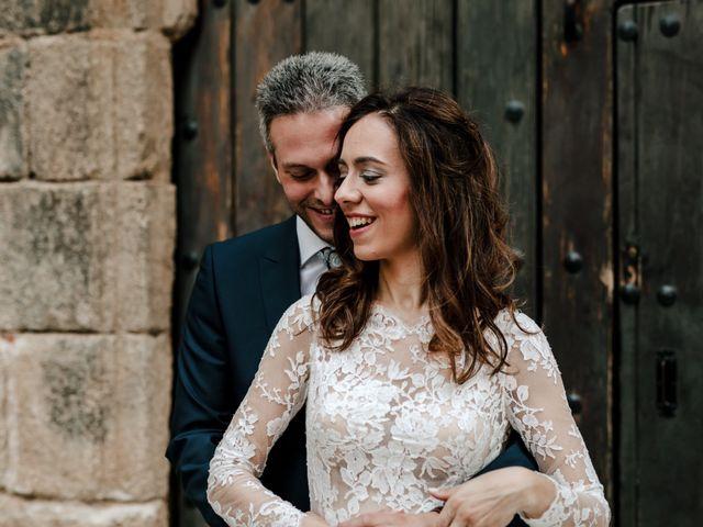 La boda de Pepe y Montse en Cáceres, Cáceres 62
