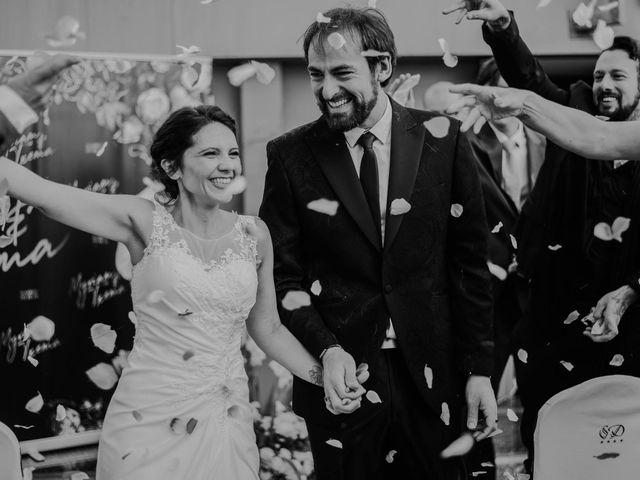 La boda de Myriam y Txema