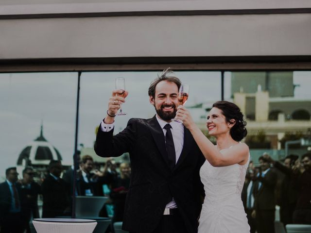 La boda de Txema y Myriam en Madrid, Madrid 2