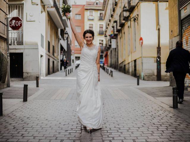 La boda de Txema y Myriam en Madrid, Madrid 5
