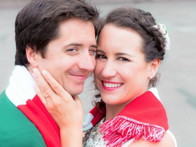 La boda de Vanesa y Will