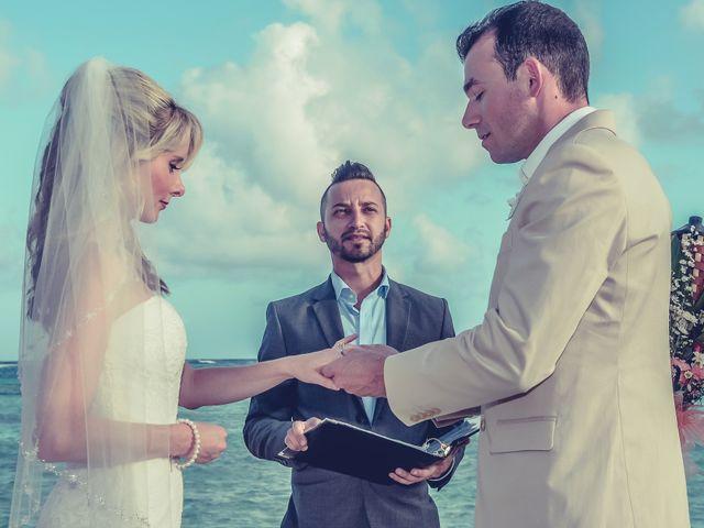 La boda de Dayana y Darren