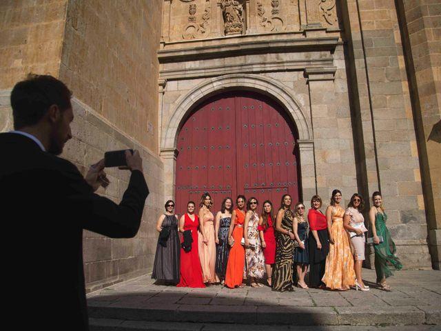 La boda de Gianpaolo y Maria en Salamanca, Salamanca 8